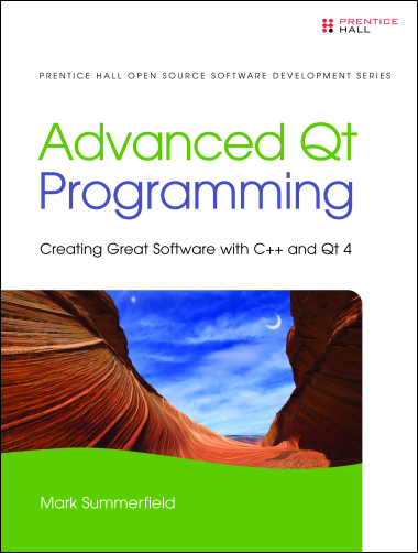 Advanced Qt Programming book cover